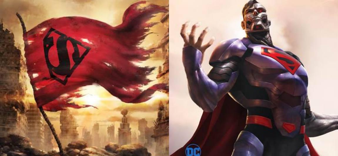 La muerte de Superman. El Reino de los...