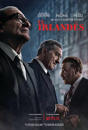 Poster El irlandés
