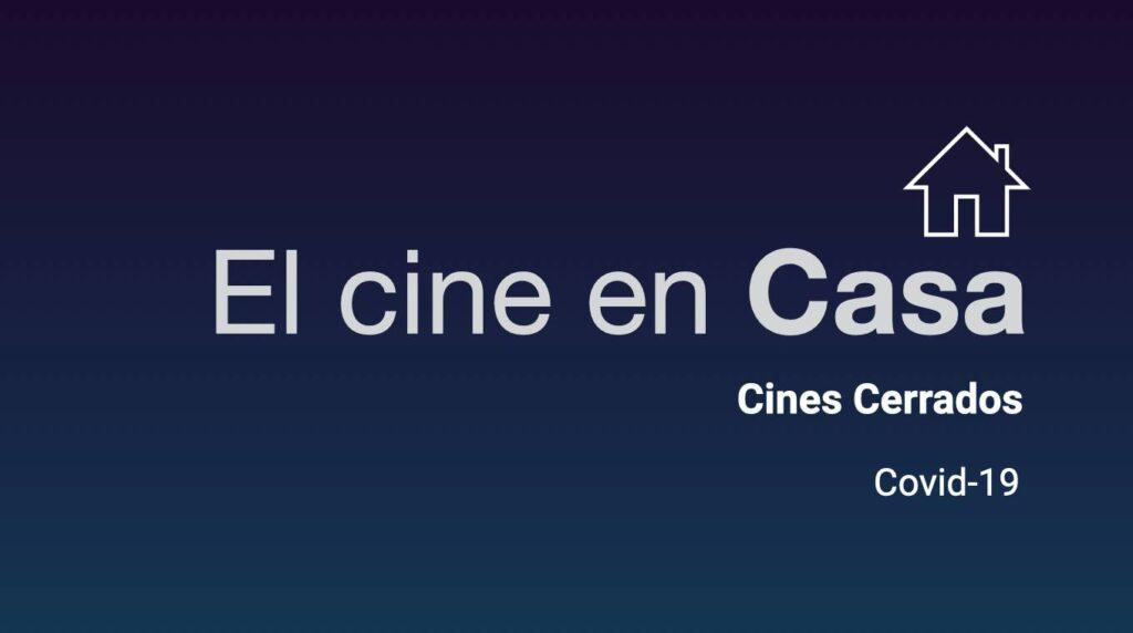 El cine en Casa