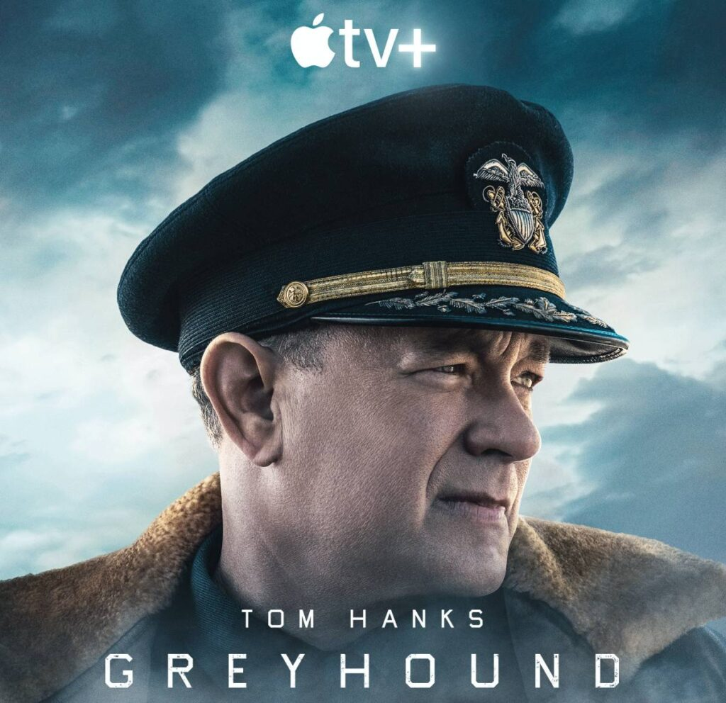 Tom Hanks en Greyhound