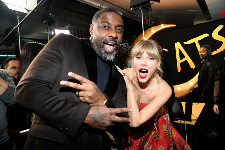 Idris Elba, Taylor Swift