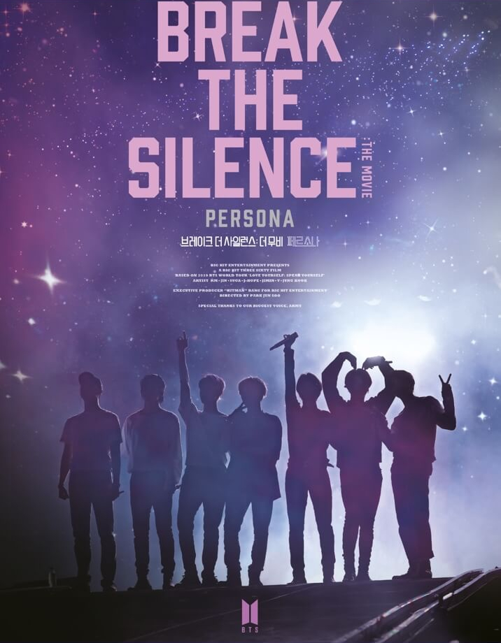 BTS Break the Silence