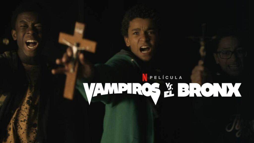 Vampiros vs. el Bronx