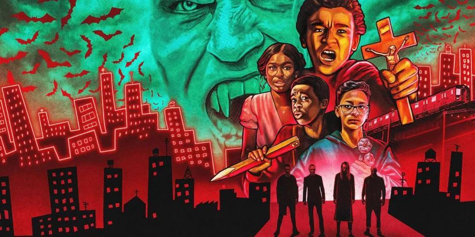 Vampiros vs. el Bronx Netflix