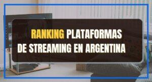 Ranking plataformas streaming