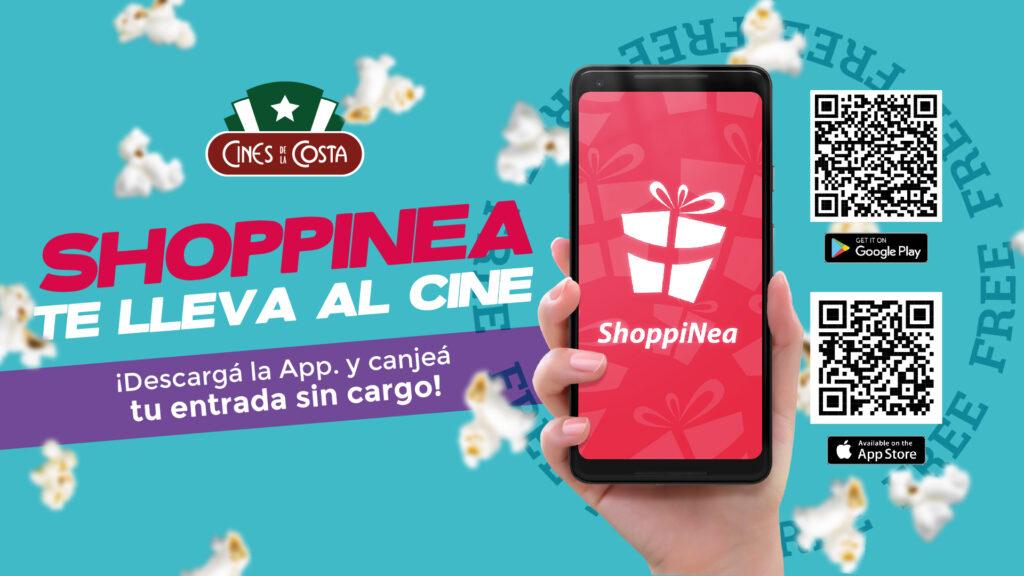 ShoppingNEA / Sarmiento Shopping