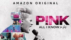 P!nk: Todo lo que sé hasta ahora