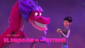 El dragón de la tetera